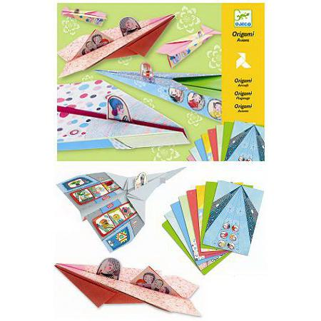 3d Render Of Origami Planes Stock Illustration - Illustration of ... | 450x450